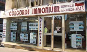 Agence Immobiliere CONCORDE IMMOBILIER à ANTIBES